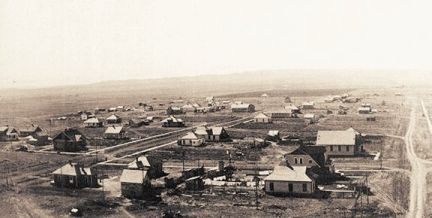 at the turn of the century  shortly after montana territory received